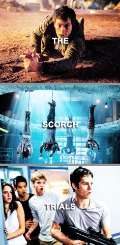 The Scorch Trials OMG OMG OMG THESE ARE PERFECT I CANT DEAL I SO EXCITED GAHHHHHH SOOOO PERFECT