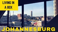 Container Housing Complex in Maboneng Innovation, Container, Youtube, Travel, Viajes, Destinations, Traveling, Trips, Youtubers