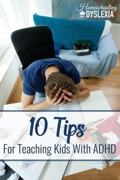 Kids with ADD and AD