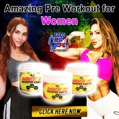 The safest, all-natural, sugar-free pre-workout for women! Fasting safe and delivers a great sustain energy boosy with no crash. #supplements #preworkout #workout #exercise #fitness #fit #gym #diy #life #home #healthy #health Fitness Goals, Health Fitness, Energy Supplements, Natural Sugar, Medical Advice, Stevia, Workout Programs, Sugar Free