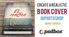 Create a Realisitc Book Cover in Photoshop
