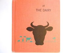 The Dairy a Vintage Children's Book by lizandjaybooksnmore on Etsy