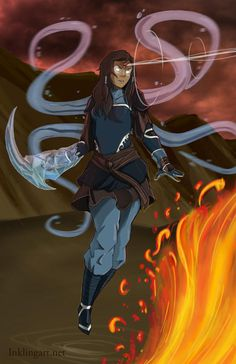 See more 'Avatar: The Last Airbender / The Legend of Korra' images on Know Your Meme! Avatar Ang, Avatar Fan Art, The Last Avatar, Korra Avatar, Avatar The Last Airbender Art, Team Avatar, Pokemon Avatar, Avatar Cartoon, Foto Fantasy