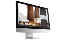 Signet Design-Möbel, Webdesign