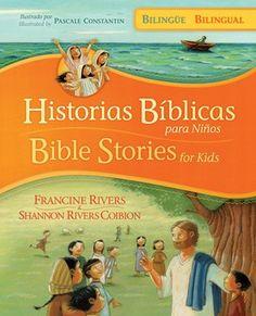 Historias bíblicas para niños bilingüe / Bible Stories for Kids bilingual