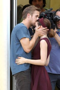 Ryan Gosling Kisses Rooney Mara on 'Untitled Terrence Malick Project' Set!: Photo Ryan Gosling and Rooney Mara get close while on set of their upcoming Untitled Terrence Malick Project on Monday (September in Austin, Texas. In one scene,… Ryan Gosling, Eva Mendes, Rooney Mara Hair, Crazy Stupid Love, Lady Loki, Tough Girl, Love Scenes, Michelle Williams, New Star