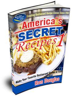 Top 10 Secret Recipes – Bring Starbucks, McDonald's & KFC to Your Kitchen   The Food Explorer