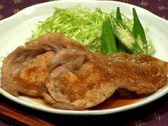 ▶ How to Make Pork Shogayaki (Grilled Ginger Pork Recipe) 豚肉の生姜焼き 作り方レシピ - YouTube