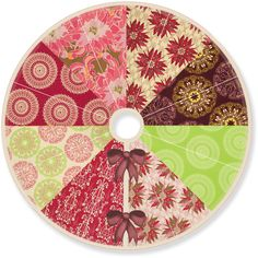 Color+Wheel+Patchwork+Tree+Skirt