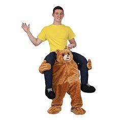 CUTE TEDDY BEAR CARRY ME MASCOT FANCY DRESS COSTUME Unbek... https://www.amazon.de/dp/B00TSNB76Q/ref=cm_sw_r_pi_dp_x_buOvybZ880Z73
