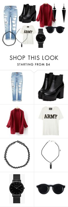 """everyday sql"" by projekttrool on Polyvore featuring moda, Genetic Denim, NLST, Cor Sine Labe Doli i Oasis"