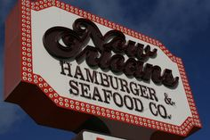 New Orleans Hamburger & seafood came out in the 80's