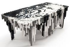 table by Tom Price