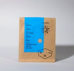 Hundred House Coffee Blends and Single Origin packaging by Studio Hyte & Atelier Dyakova Bakery Packaging, Coffee Packaging, Chocolate Packaging, Bottle Packaging, Ticket Design, Label Design, Package Design, Graphic Design, Buy Coffee Beans