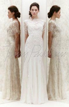 Jenny Packham Mimosa Wedding Dress   Bridal Musings