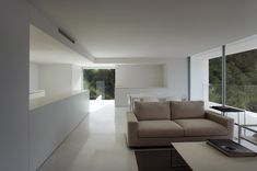 Gallery of House on the Cliff.  So pristine.