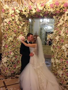 Galia Lahav bride looking amazing on her special day