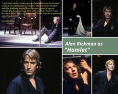 """karthaeuser65: """" Tributes of Alan Rickman Memories of an outstanding actor attractive man and very special people…"""
