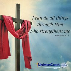 I can do all things through Him who strengthens me. Philippians 4:13 #prayerworks #faithinspired #CCInstitute Holy Saturday Quotes, Bible Quotes, Bible Verses, Scriptures, Devotional Quotes, Bible Art, Jesus Quotes, Christian Life Coaching, Show Me The Way