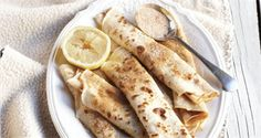 Great recipe for Traditional South African Pancakes.A cinnamon crepes if you're from somewhere other than South Africa.