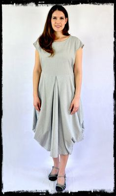 Based in Leaburg Oregon, Ethyria sells women clothing aimed at making all women feel magical and irresistible through carefully crafted hand stiched clothing. Slow Design, Seersucker, Short Sleeve Dresses, Contemporary, Clothes For Women, Classic, Casual, Handmade, Fashion