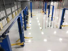 How do I maintain my floor coating? In this article, we will teach you the tips, tricks, do's and dont's of industrical floor coating maintenance. Concrete Floor Coatings, Concrete Floors, Industrial Flooring, Surface, Nice, Pictures, Painting, Design, Photos
