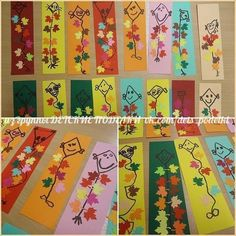 ДЕТСКИЕ ПОДЕЛКИ Autumn Crafts, Autumn Art, Autumn Theme, Spring Crafts, Halloween Crafts For Kids, Paper Crafts For Kids, Diy And Crafts, Autumn Activities For Kids, Art Activities