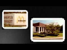 Learning Today, Leading Tomorrow: McDonald's Hamburger University