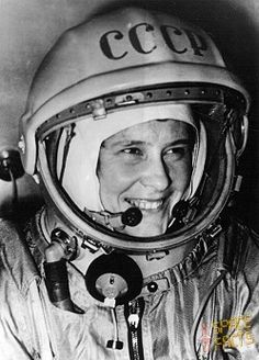 Tereshkova's second backup cosmonaut Valentina Ponomaryova