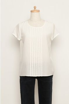 Amandine Silk Top / $2,170