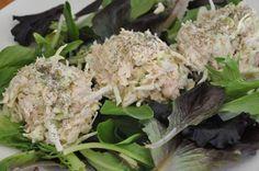 Appel tonijnsalade