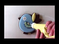 Hippy Chick! Cookie and Video by Yankee Girl Yummies