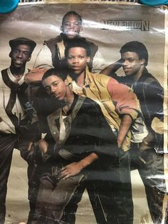 New Edition Ralph Tresvant, New Jack Swing, Jackson 5, Rhythm And Blues, New Edition, Now And Forever, Soul Music, Bobby Brown, Black Is Beautiful