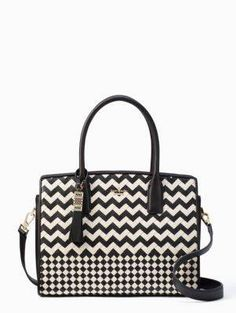 ridley street woven blanca   Kate Spade New York  LOVE THIS BAG!!!!