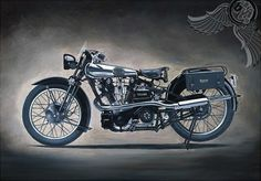 brough superior s100