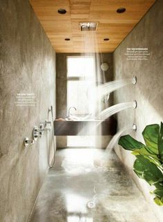 Wow, loving the look of this spa bathroom.