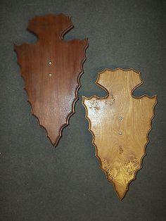 European Arrowhead Deer Skull Mount Taxidermy Antler Wall Plaque Table
