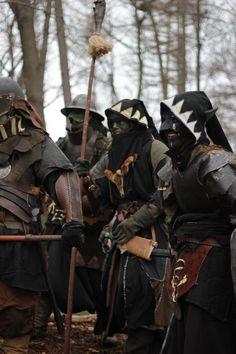 Goblin warriors by Gadyn.deviantart.com on @deviantART