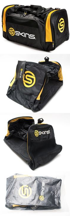 Bicycle Transport Cases and Bags 177835: Skins Sports Gear Travel Zip Close Shoulder Bag Road Mountain Triathlon Bike New -> BUY IT NOW ONLY: $34.95 on eBay!