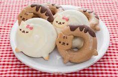 Doughnut kitties!