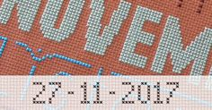 Write your words with the Cross Stitch Writer and  print your own chart.  http://www.stitchpoint.com/eng/tool/alph/cross-stitch-writing-tool.php
