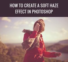 Last week we released a free haze Photoshop action, and today we'll cover the process of how you can create this type of effect in Photoshop. Of course, you can use the action to get this effect quickly, but if you'd like to learn the specific steps that were used to get this effect, read on.