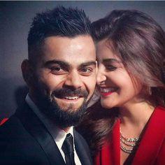 "83.5k Likes, 205 Comments - Virat Kohli (@viratkohli.club) on Instagram: ""Double Tap for the Loveliest Couple! ❤️"""