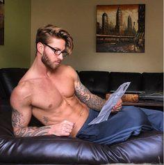 Check out this instagram model Travis DesLaurier! #inked #inkedmag #tattoo #ink #model #instagram #art