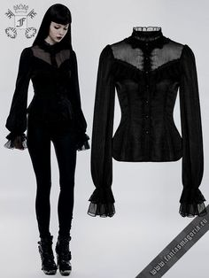 15e86aa31a Gothic Fashion Ideas. For those men and women who love dressing in gothic  type fashion