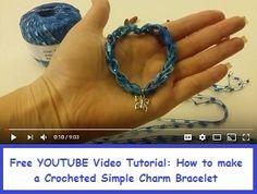 Large Hole Beads for Trellis Yarn Necklaces