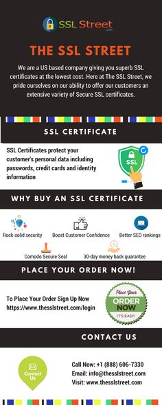 18 best SSL Certificates images on Pinterest in 2018 | Certificate ...