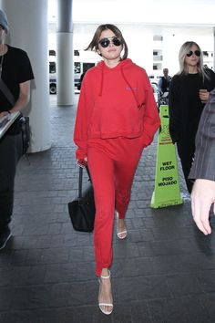 Selena Gomez Is the Latest A-Lister in a Vetements Hoodie