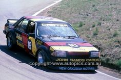 82876 - Murray Carter & Rusty French, Falcon XE - James Hardie 1000 Bathurst 1982 - AUTOPICS Mount Panorama, James Hardie, Racing, French, Vehicles, French People, Auto Racing, Cars, French Language