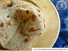 Soft Roti Recipe